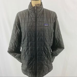 Patagonia Nano Puff Jacket  Women's Black Packable